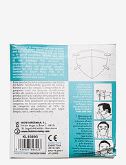Euromic - Disposable Face Mask KN95 - gezicht maskers - white - 1
