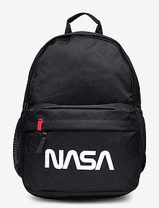 NASA LOGO Premium backpack - backpacks - black