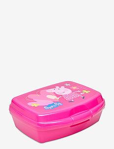 PEPPA PIG lunch box - boîtes à lunch - blue