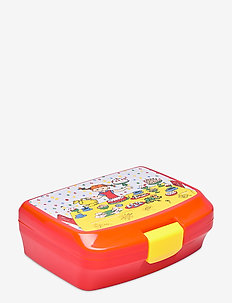 PIPPI lunch box - lunchlådor - yellow