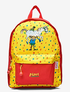 PIPPI backpack - sacs a dos - yellow