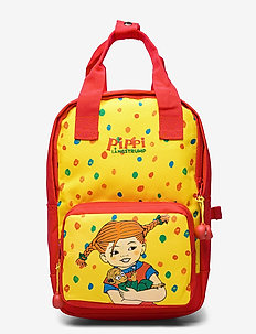 PIPPI small backpack - sacs a dos - yellow