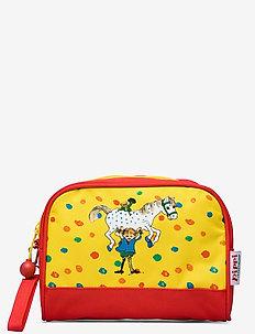 PIPPI wash bag - petits sacs - yellow