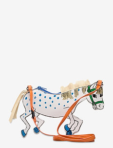 PIPPI shoulder bag Lilla Gubben - petits sacs - white