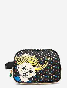 PIPPI wash bag - petits sacs - black