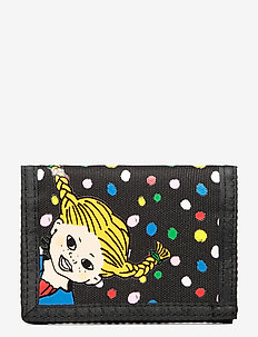 PIPPI wallet - petits sacs - black