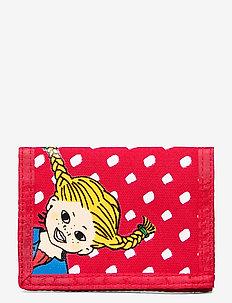 PIPPI wallet - petits sacs - red