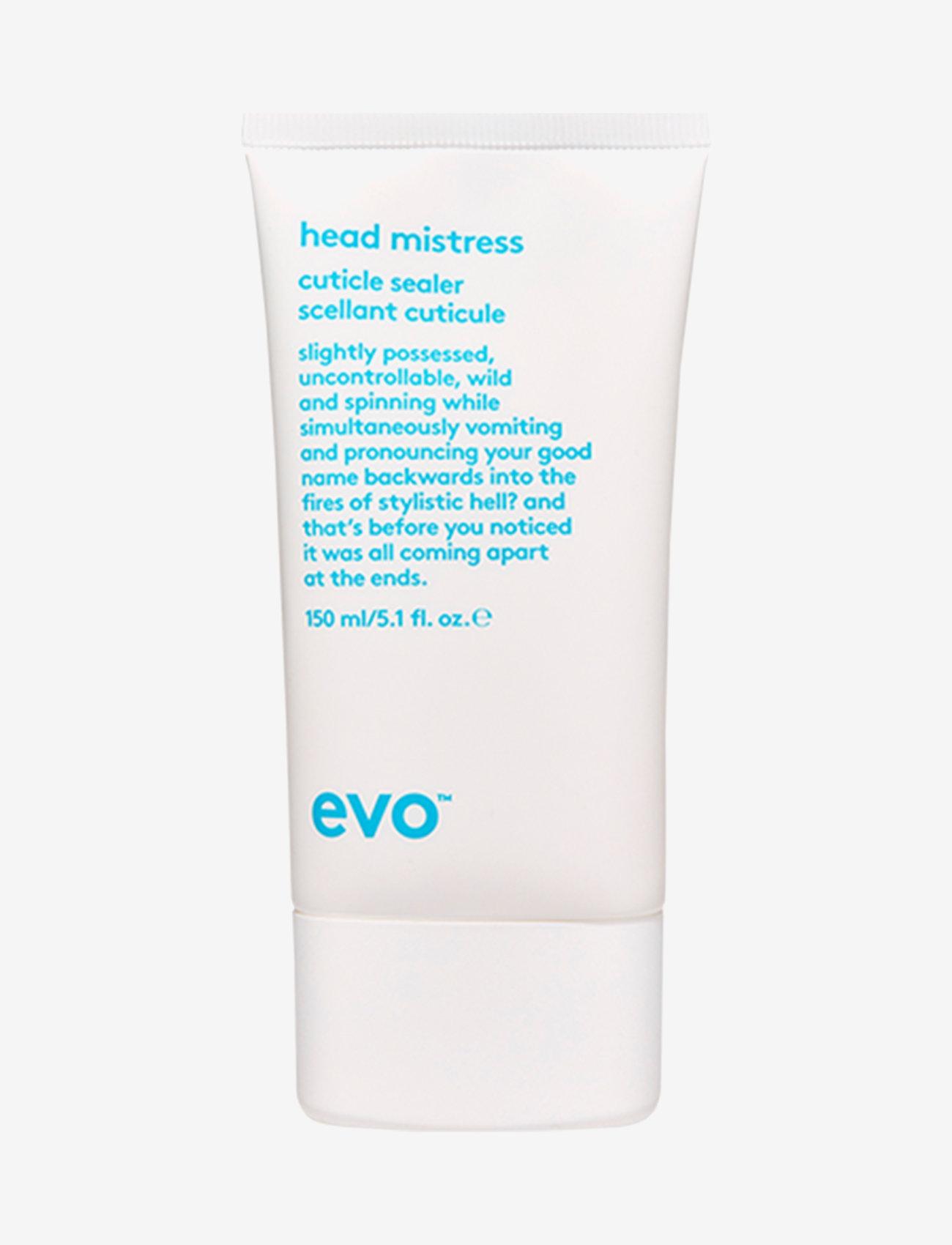 Evo - Head Mistress - stylingkräm - clear - 0