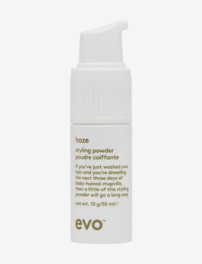 Haze Styling Powder - hårmousse - clear