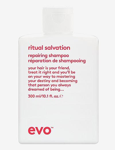 Ritual Salvation Care Shampoo - shampoo - clear
