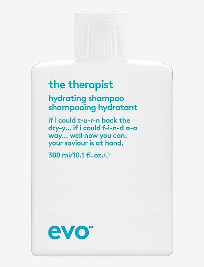 The Therapist Calming Shampoo - shampoo - clear