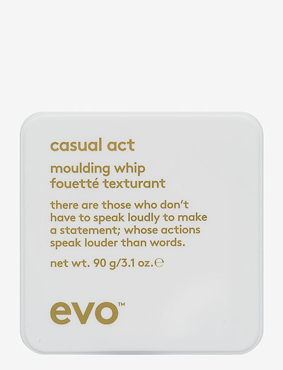 Casual Act Moulding Paste - paste - clear