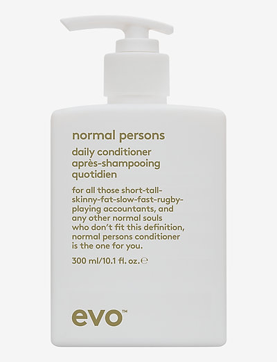 Normal Persons Daily Conditioner - balsam - clear