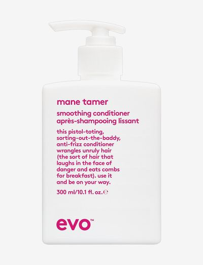 Mane Tamer Smoothing Conditioner - balsam - clear