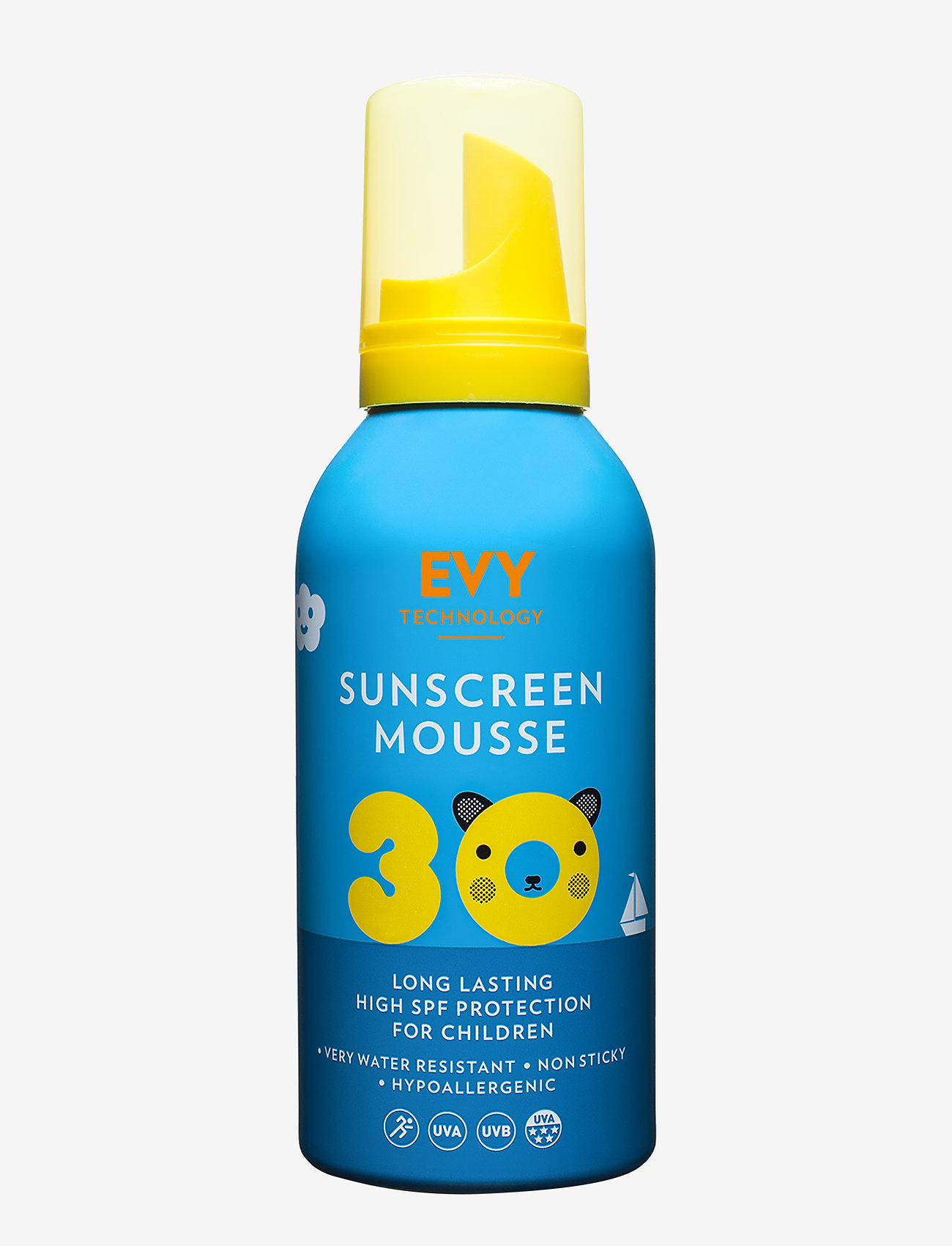 EVY Technology - SPF 30 Kids - kropspleje - no colour - 0