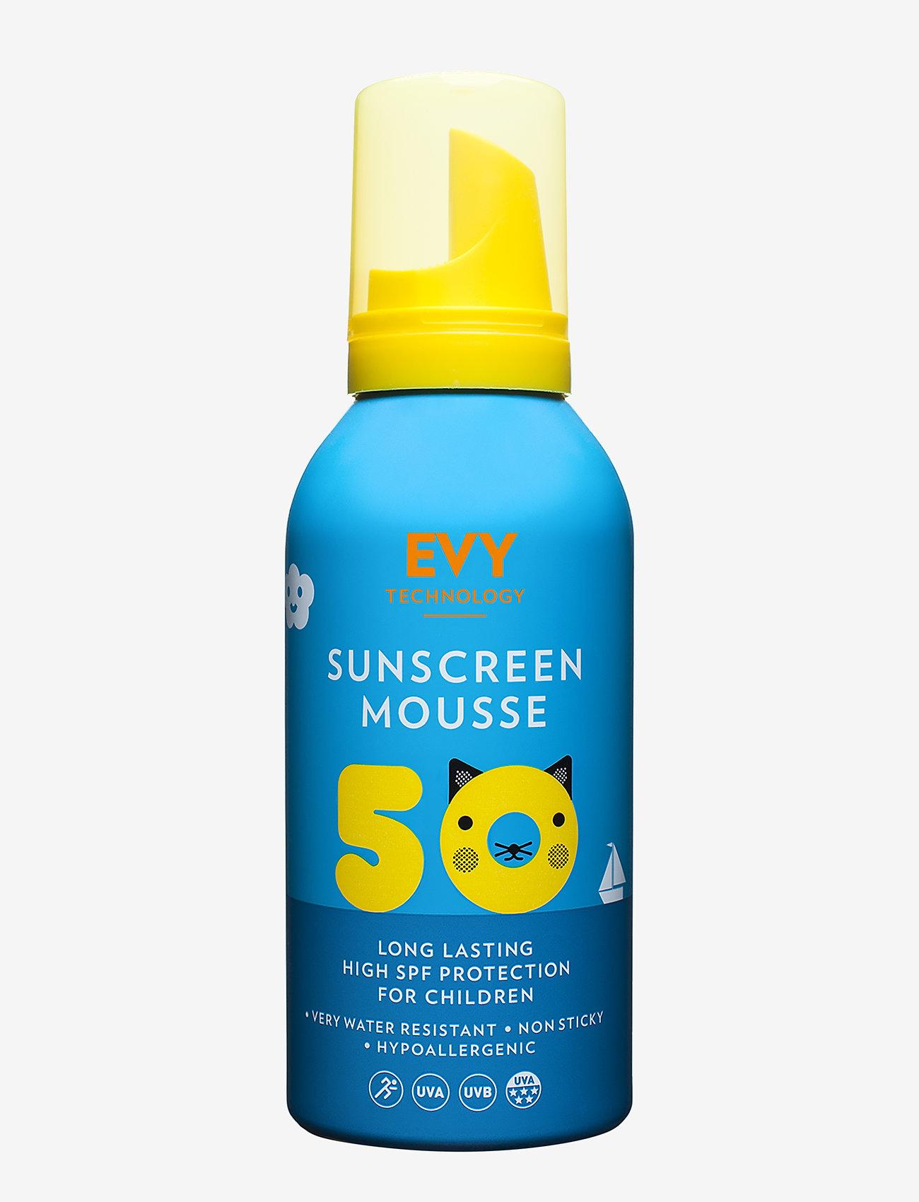 EVY Technology - SPF 50 Kids - kropspleie - no colour - 0