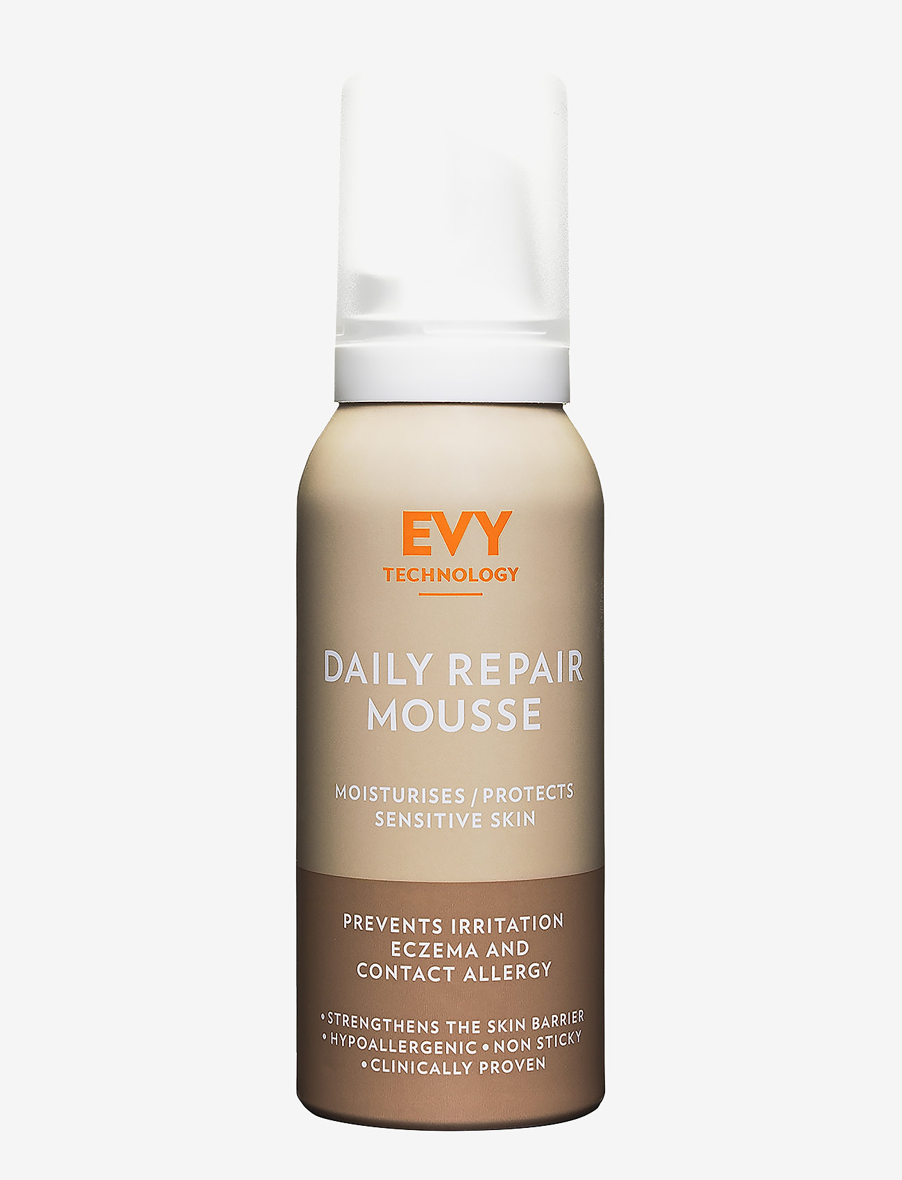 EVY Technology - Daily Repair mousse - aftersun - no colour - 0