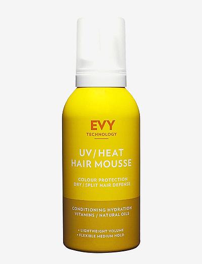 UV/Heat Hair mousse - kropp - no colour