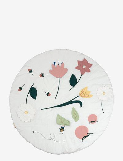 Activity Blanket - Flower - spielmatten - multi