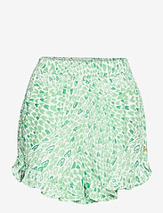 Fabienne Chapot - Swoosie Short - shorts casual - cream white/sea gree - 0