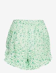 Fabienne Chapot - Swoosie Short - shorts casual - cream white/sea gree - 1