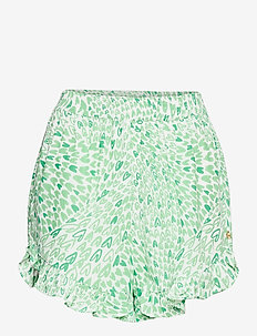 Swoosie Short - shorts casual - cream white/sea gree