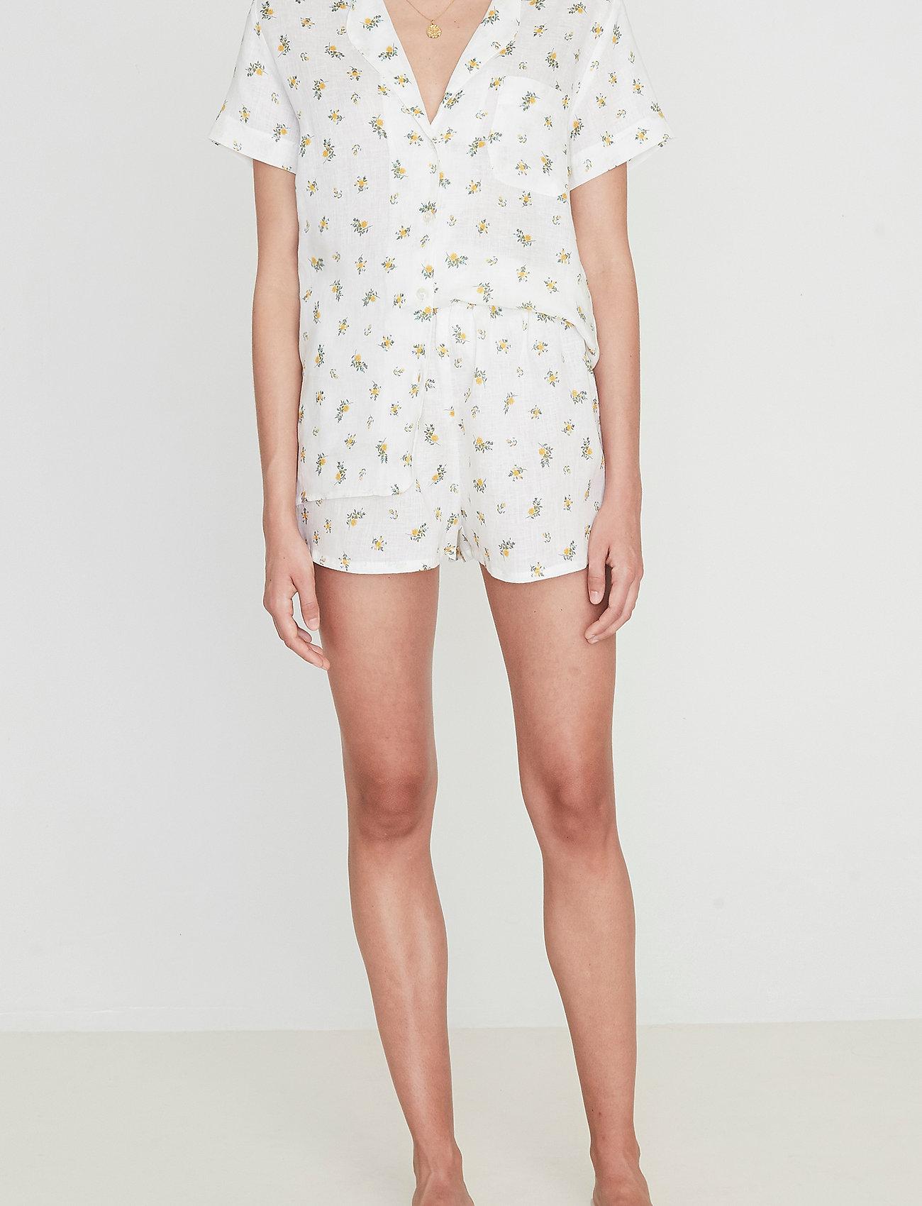 Faithfull The Brand - Maisy Shirt - overhemden met korte mouwen - carrie floral print - 0