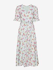 Faithfull The Brand - Maggie Midi Dress - maksimekot - juliette floral blue - 1