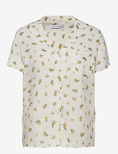 Maisy Shirt - chemises à manches courtes - carrie floral print