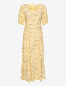 Linnie Midi Dress - maxi sukienki - santa maria floral