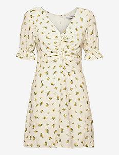 Palma Mini Dress - korte kjoler - carrie floral print