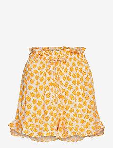 Erca Short - casual korte broeken - bette floral print