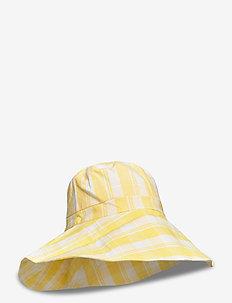 Frederikke Sun Hat - hoeden - ligne check print