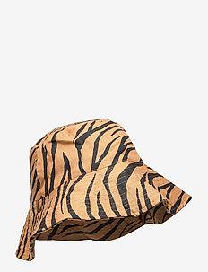 Bettina Bucket Hat - bøllehatte - kenya animal print