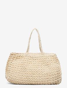 Sullivan Crochet Bag - sacs a main - cream