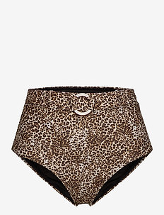 Lavande Bottoms - bikiniunderdeler - charlie leopard print