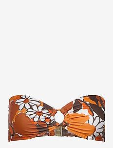 Malady Top - bikinitops - isola floral print