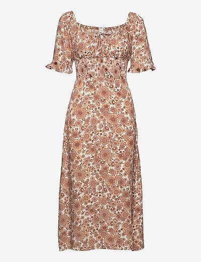 El Paso Midi Dress - maxi dresses - wiley floral print