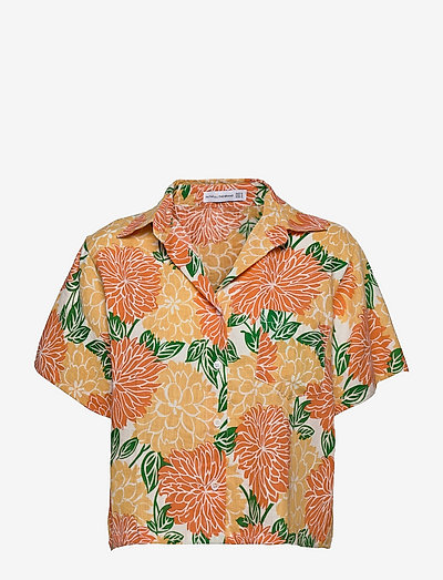 DERYN SHIRT - denimskjorter - mariposa floral print