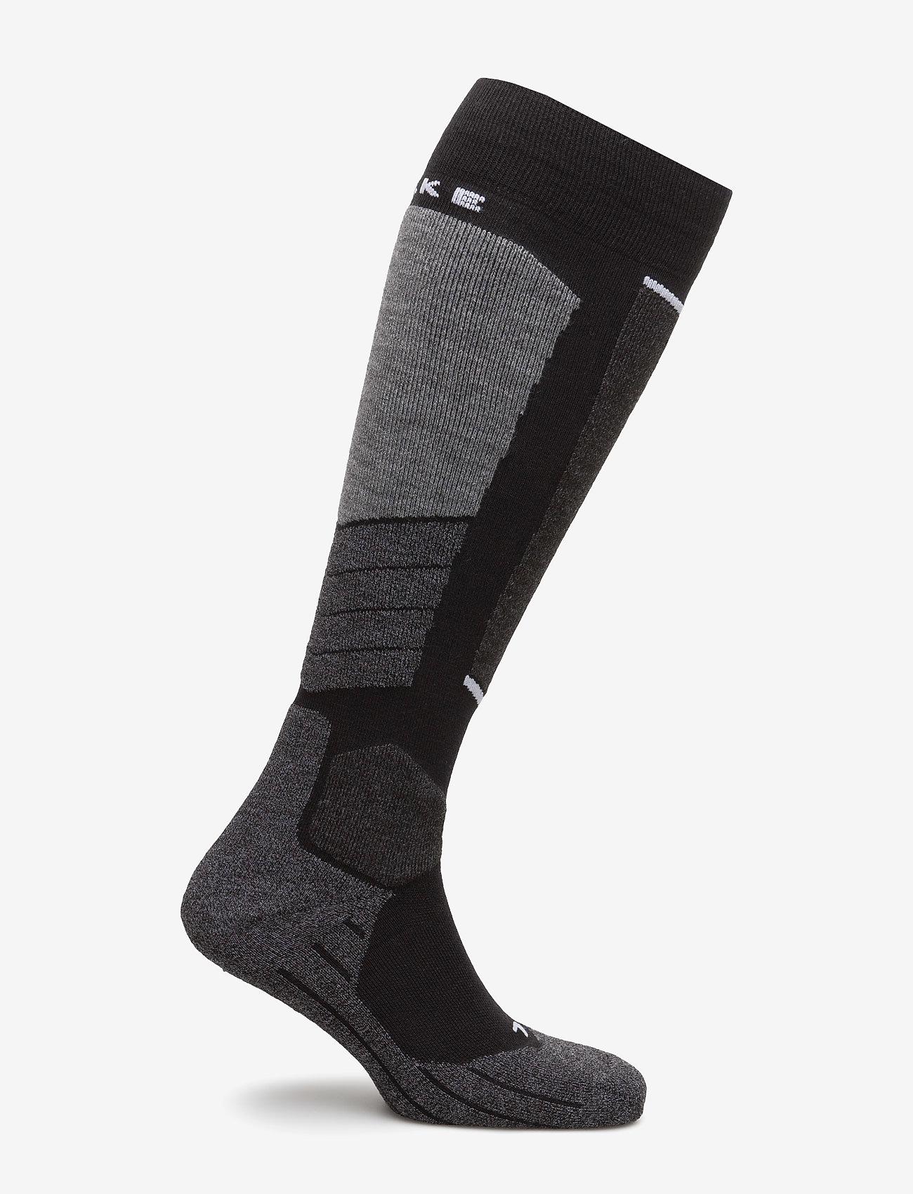 Falke Sport - FALKE SK2 - regular socks - black-mix - 1