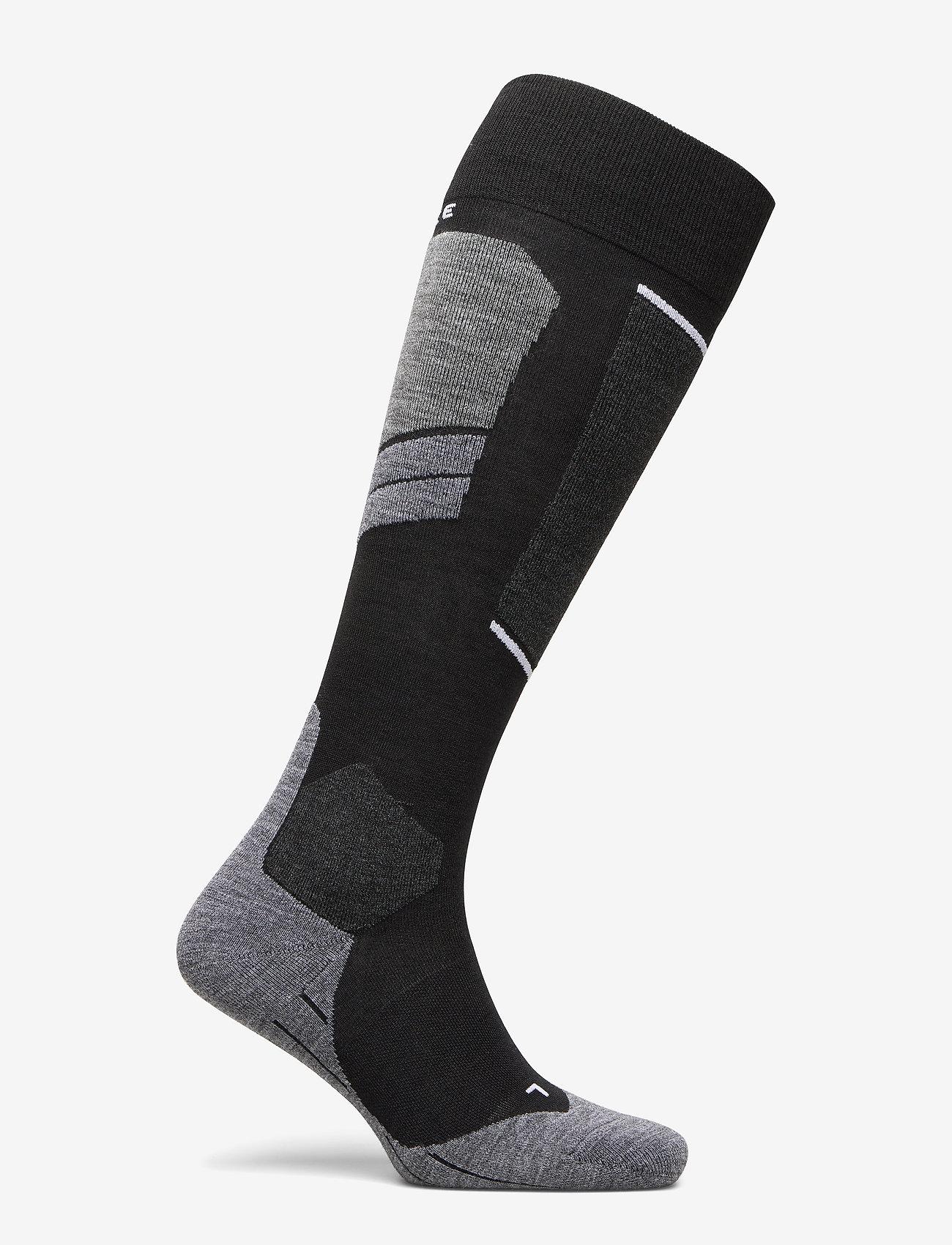 Falke Sport - FALKE SK4 - regular socks - black-mix