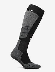 Falke Sport - FALKE SK2 Wool - regular socks - black-mix - 1