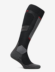 Falke Sport - FALKE SK4 Wool - regular socks - black-mix - 1