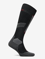 Falke Sport - FALKE SK4 WoolW - regular socks - black-mix - 1