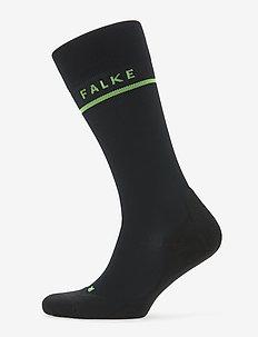 FALKE Energ. - vanlige sokker - black
