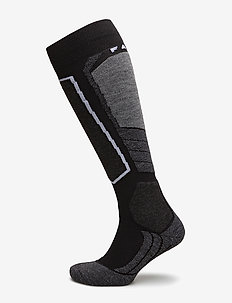 FALKE SK2 - regular socks - black-mix