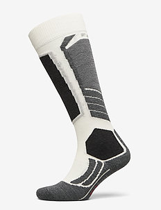 FALKE SK2Wool W - regular socks - offwhite