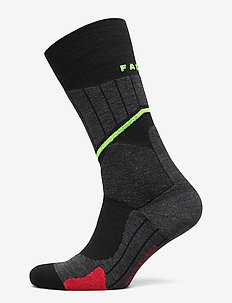 FALKE SC 1 - regular socks - black-mix