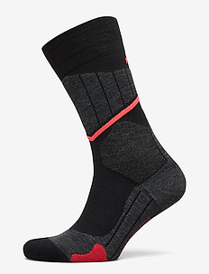 FALKE SC1 Women - chaussettes - black-mix