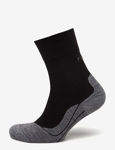 FALKE RU4 - regular socks - black-mix
